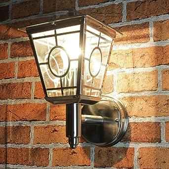 Leuchtmittel G9 rustikale Wand Lampe Antike Wandleuchte aus Schmiedeeisen inkl