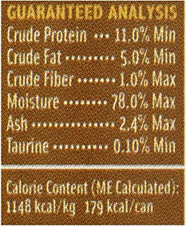 product image for Pet Guard Cat Chicken & Wheat Germ (24x5.5Oz)