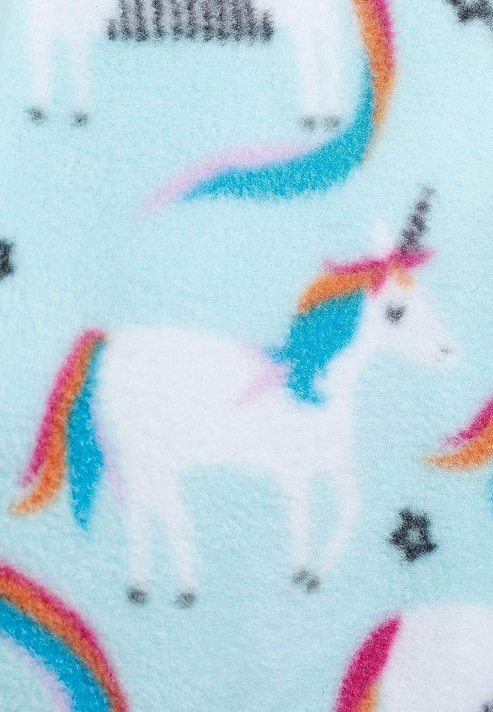 next Baby M/ädchen Einhorn-Schlafanzug aus Fleece
