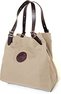 product image for Duluth Pack Market Tote, Natural, 14 x 18 x 9-Inch