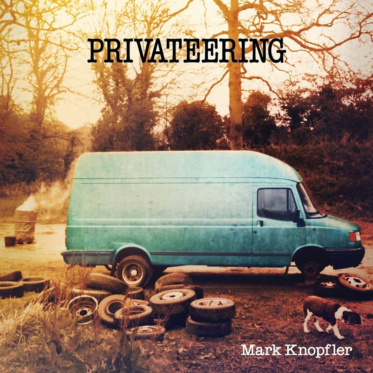 Vinilo : Mark Knopfler - Privateering (Germany - Import)