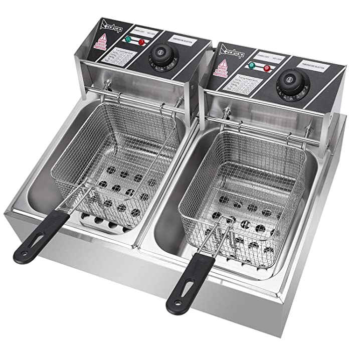 Top 9 Commercial Deep Fryer
