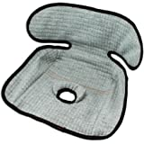 Piddle Pad for Car Seats Strollers Boosters Machine Washable Quilted Terry Cloth with Waterproof Vinyl Backing Liner for Potty Toilet Training of Toddlers. This Seat Saver Includes a 90-Day Guarantee