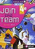 Anglais - Join the Team 4e