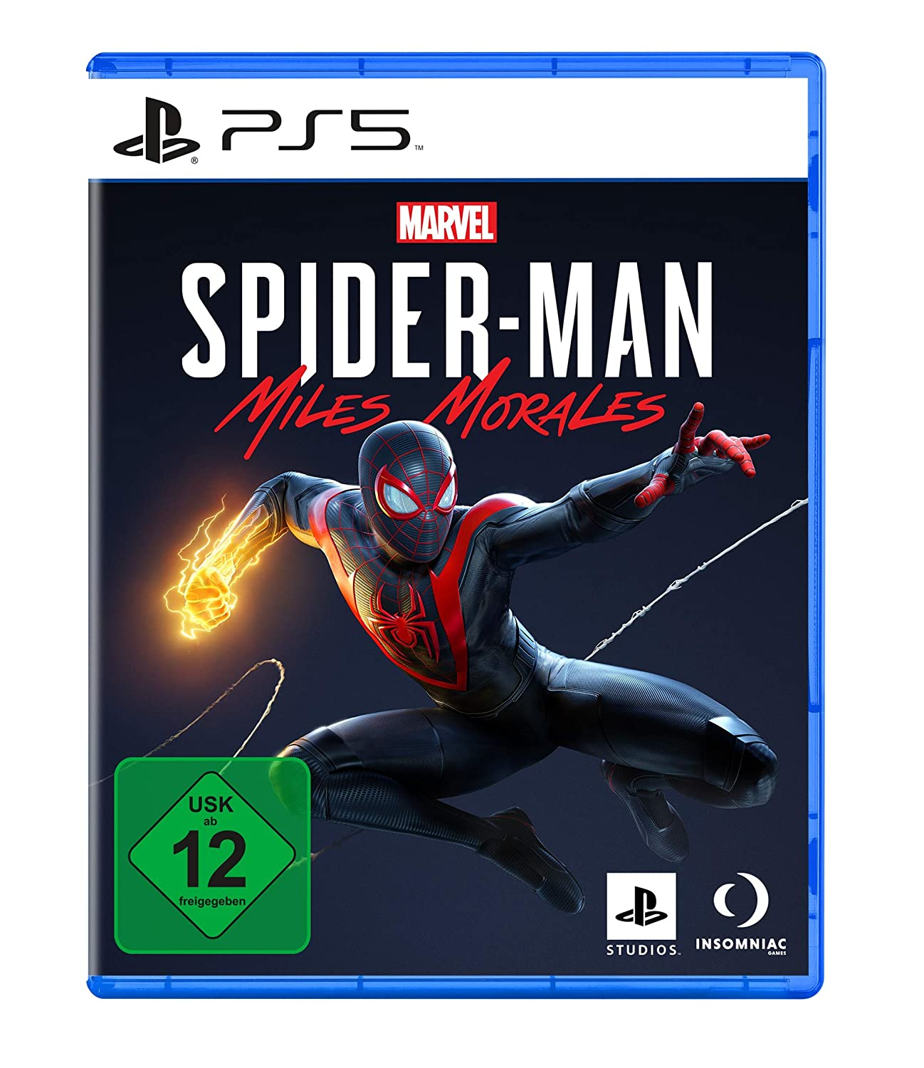 Marvel's Spiderman Miles Morales PS5