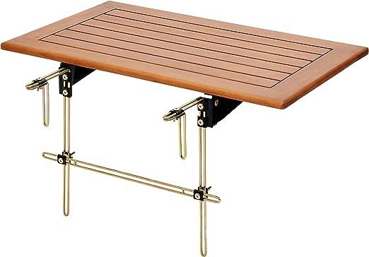 Landmann 255579 Minoa - Mesa para colgar en el balcón: Amazon.es ...