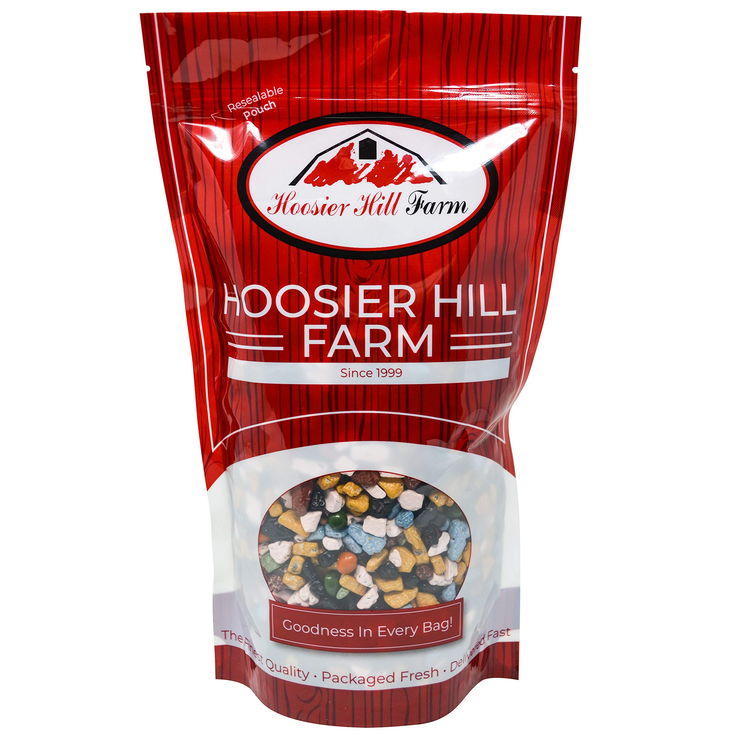 Hoosier Hill Farm Original Chocolate Rock Candy Nuggets, 3 Pound by Hoosier Hill Farm