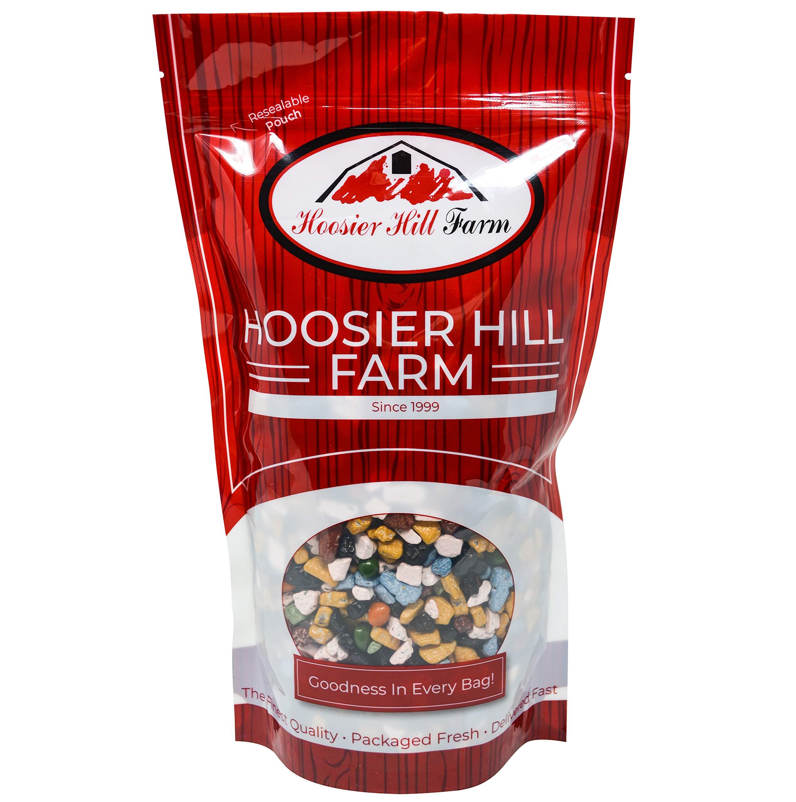 Hoosier Hill Farm Original Chocolate Rock Candy Nuggets, 3 Pound