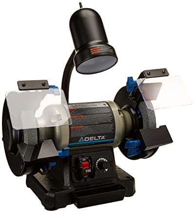 Delta Power Tools 23-196 6-Inch Variable Speed Bench Grinder