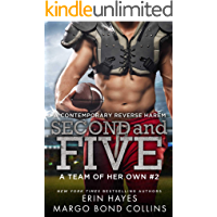 Second and Five: A Contemporary Reverse Harem (A Team of Her Own Book 2)