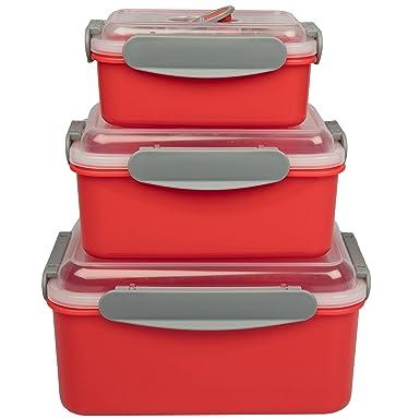 Good Cooking Contenedores de almacenamiento de comida de ...