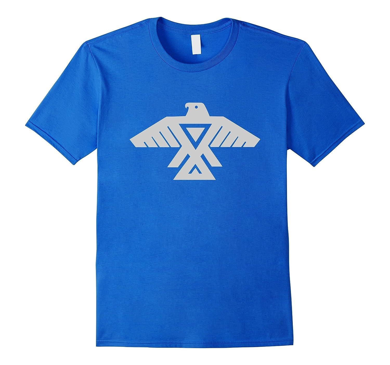 American Indian Thunderbird Totem T-Shirt-TJ