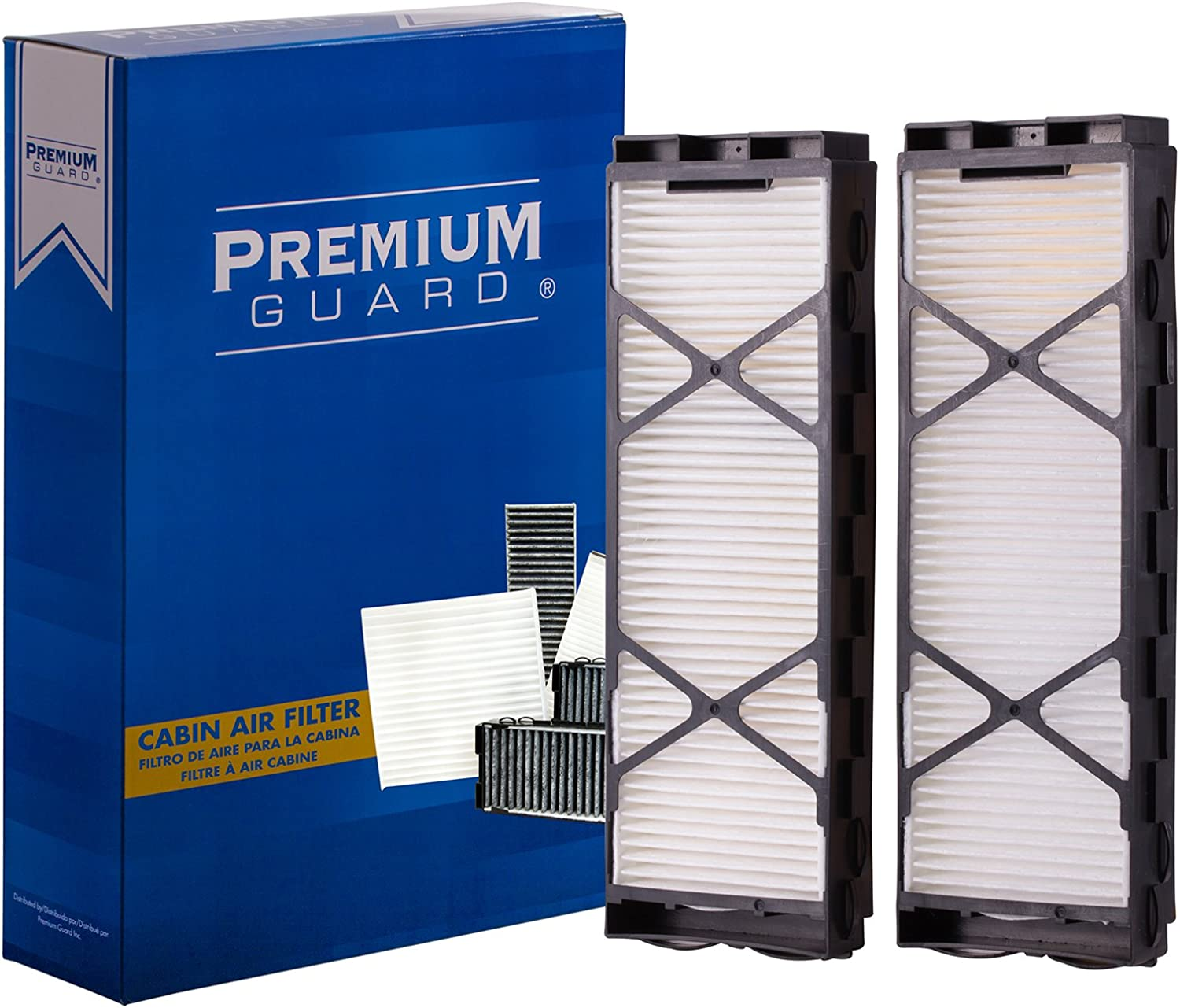 Premium Replacement Fits Nissan Maxima Infiniti I30 I35 ECOGARD XC16112C Cabin Air Filter with Activated Carbon Odor Eliminator
