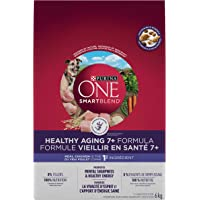 Purina ONE SmartBlend Healthy Aging 7+, Senior Dry Dog Food 6kg