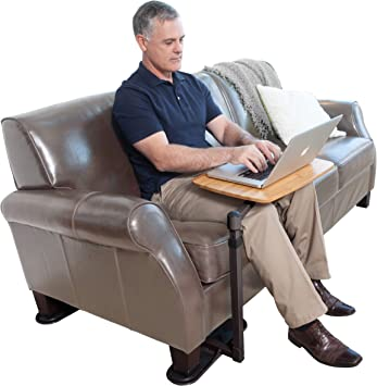 Able Life Mesa giratoria universal para bandejas de TV, mesa ...