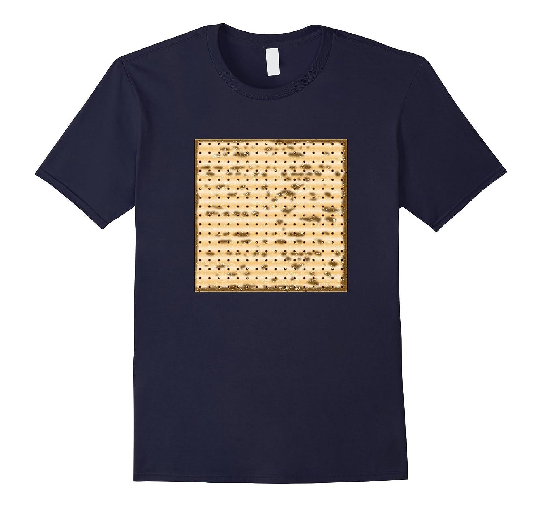 Passover Holiday Matzah Shirt- Distress Design Matzo Gift-TD