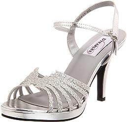 d451895e64fe David s Bridal Leah Platform Sandal Style Leah