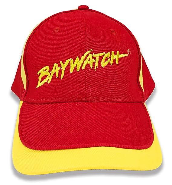 8d3510af11f Lifeguardgear - Cappellino da baseball - Uomo Rosso rosso  Amazon.it   Abbigliamento