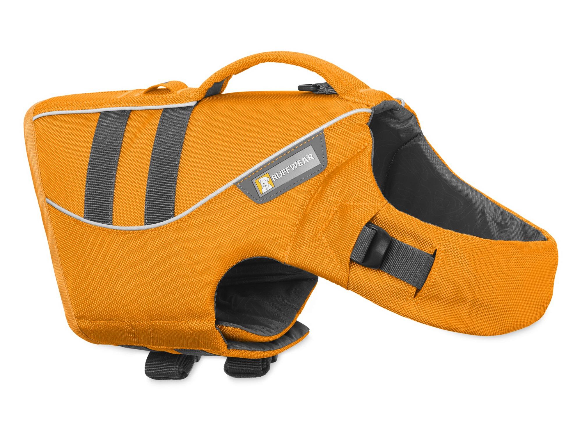 RUFFWEAR - Float Coat Life Jacket for Dogs, Wave Orange, Small by RUFFWEAR (Image #1)