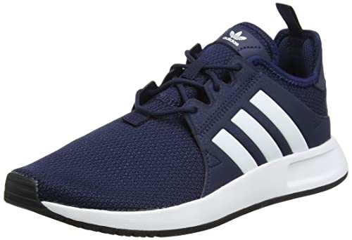 adidas X_PLR J, Scarpe da Fitness Unisex-Bambini, Blu (Maruni/Ftwbla