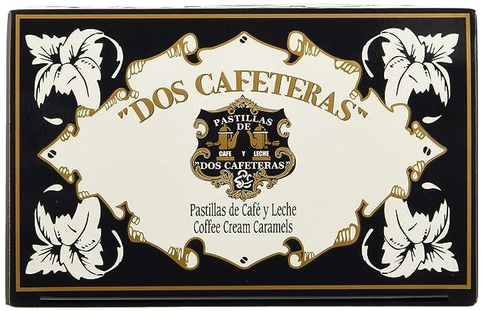 Dos Cafeteras, Caramelo masticable (Café, Leche) - 220 gr.