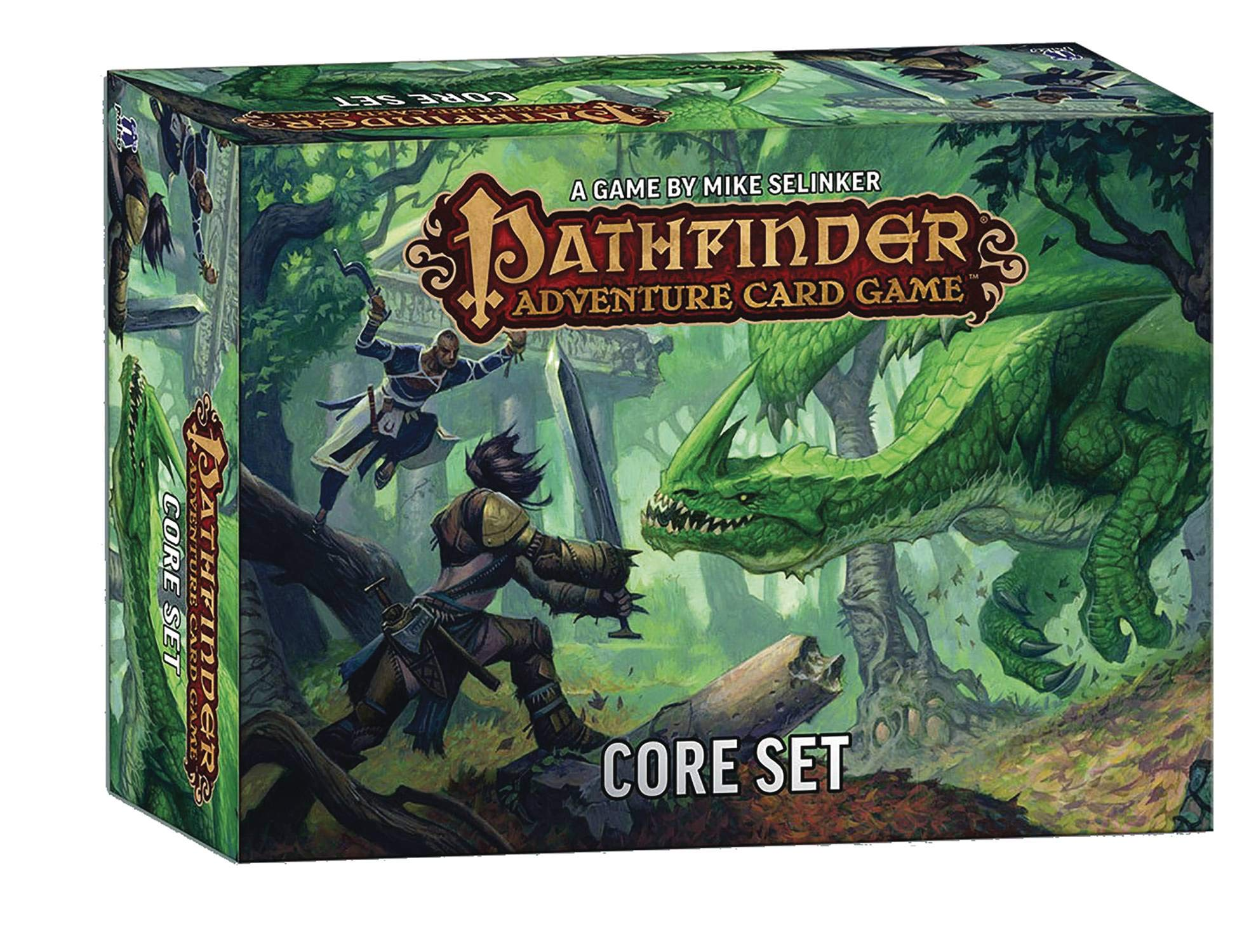 Amazon.com: Pathfinder Adventure Card Game: Core Set ...