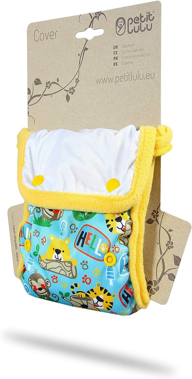 multicolor Colourful Orient impermeable, reutilizable y lavable Funda para pa/ñales Petit Lulu