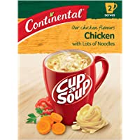 Continental Cup A Soup Chicken With Lots Of Noodles 7 x 60g