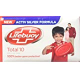 Lifebuoy Soap, Total 10 Germ Protection, 125g
