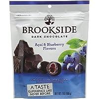 Brookside Dark Chocolate Acai & Blueberry Flavors, 198 gm