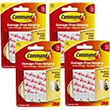 Command Medium Mounting Refill Strips, 9-Strip (4-pack)