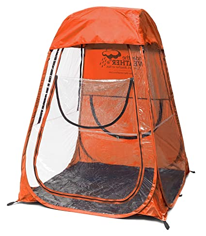 Outdoor Single Pop-up Tent Sports Pod Under The Weather Watching Sport