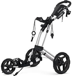 Amazon.com: Clicgear Rovic RV3J carrito para golfistas ...