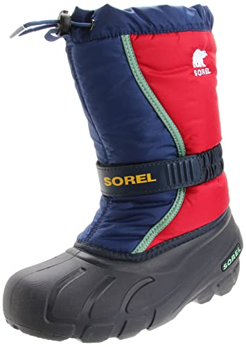 2c822a68f74 Amazon.com | Sorel Flurry TP Winter Boot (Toddler/Little Kid/Big Kid ...