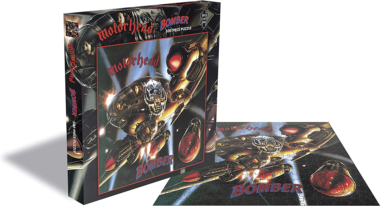 Motorhead Bomber 500 Piece Jigsaw