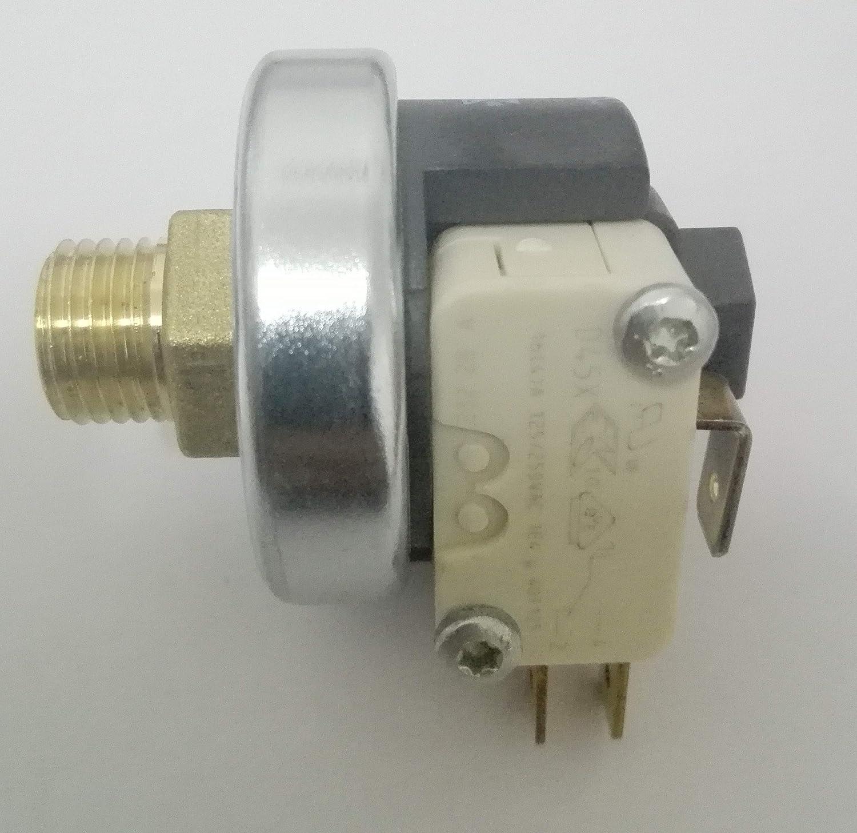 Interruptor de presión XP110 125 0,5 - 1,2Bar 1/8