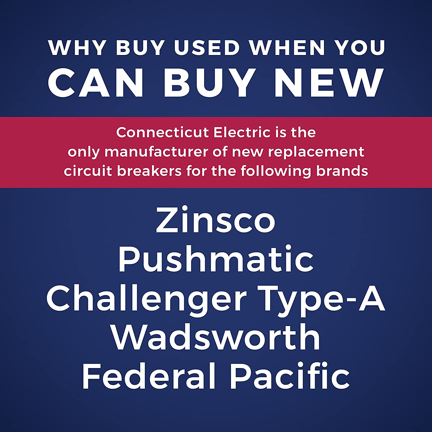 Ubiz2020 New Zinsco R3820 Replacement Twin 20 Amp Thin Series Manufactured By Connecticut Electric How To Replace A Faulty Circuit Breaker Gfci