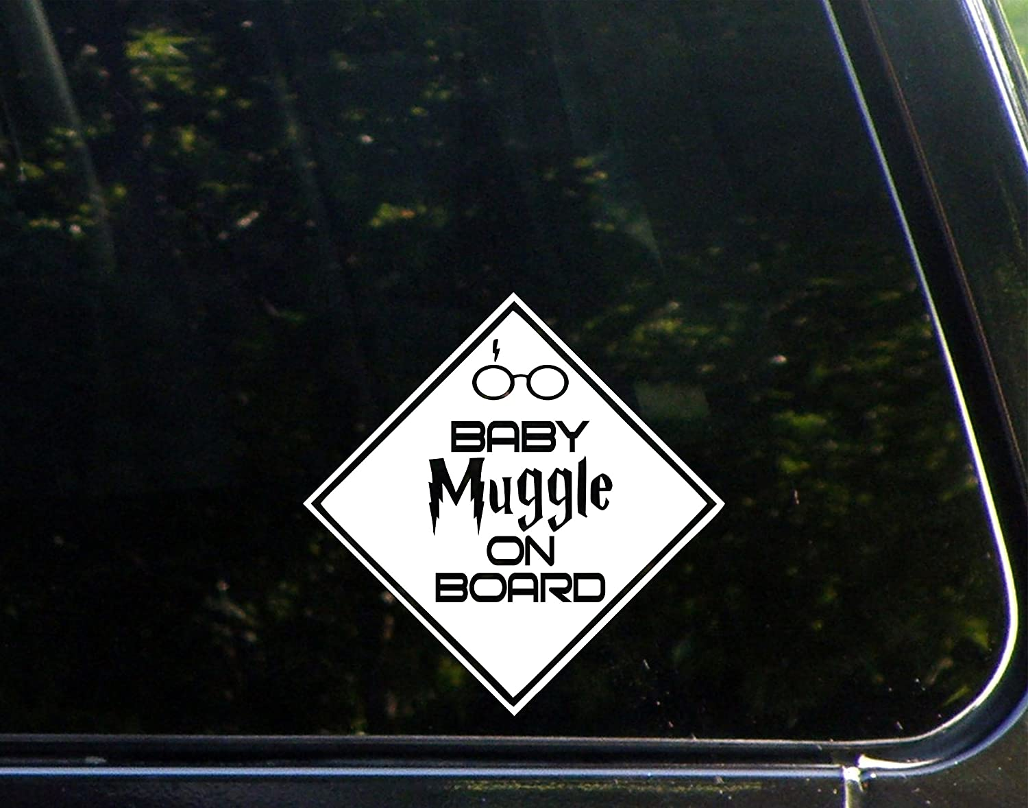 Baby Muggle on board - 6