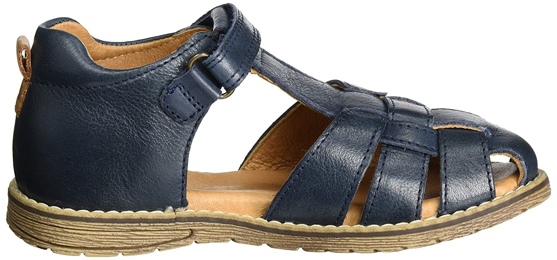 Froddo Boys/' Blue G3150083 Closed Toe Sandals