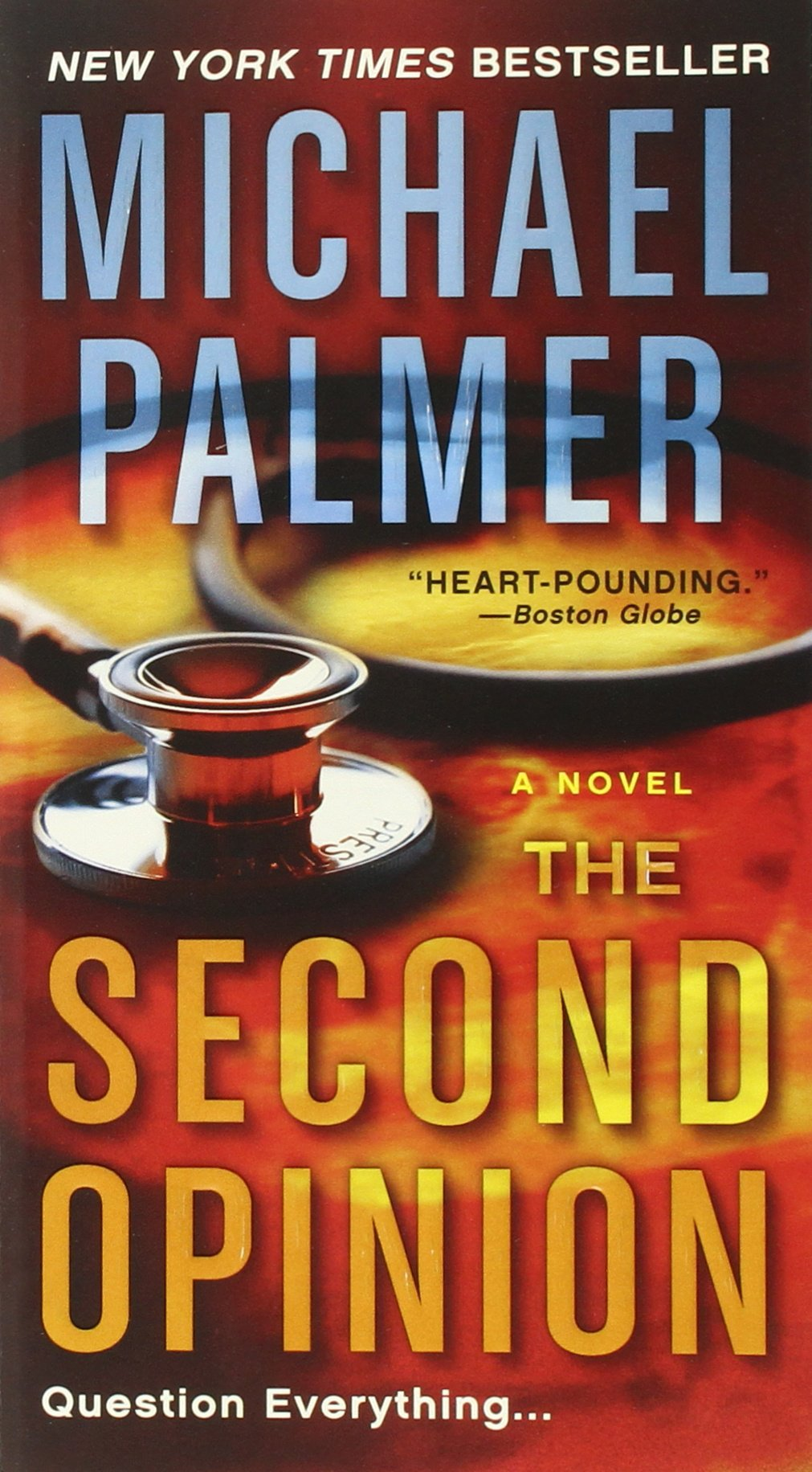 The Second Opinion: A Novel pdf