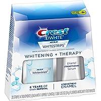 Crest 3D White Whitestrips Whitening Plus Therapy Teeth Whitening Kit 28 Strips