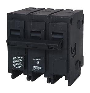 Q3100 100-Amp Three Pole Type QP Circuit Breaker