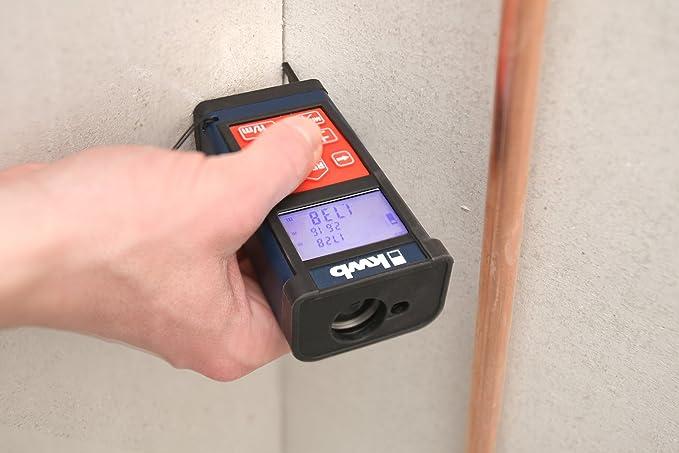 Laser Entfernungsmesser Leihen Baumarkt : Kwb laser entfernungsmesser professional ld amazon