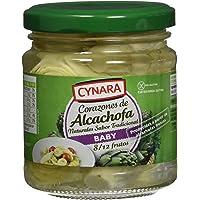 Cynara - Corazones de alcachofa baby - Naturales