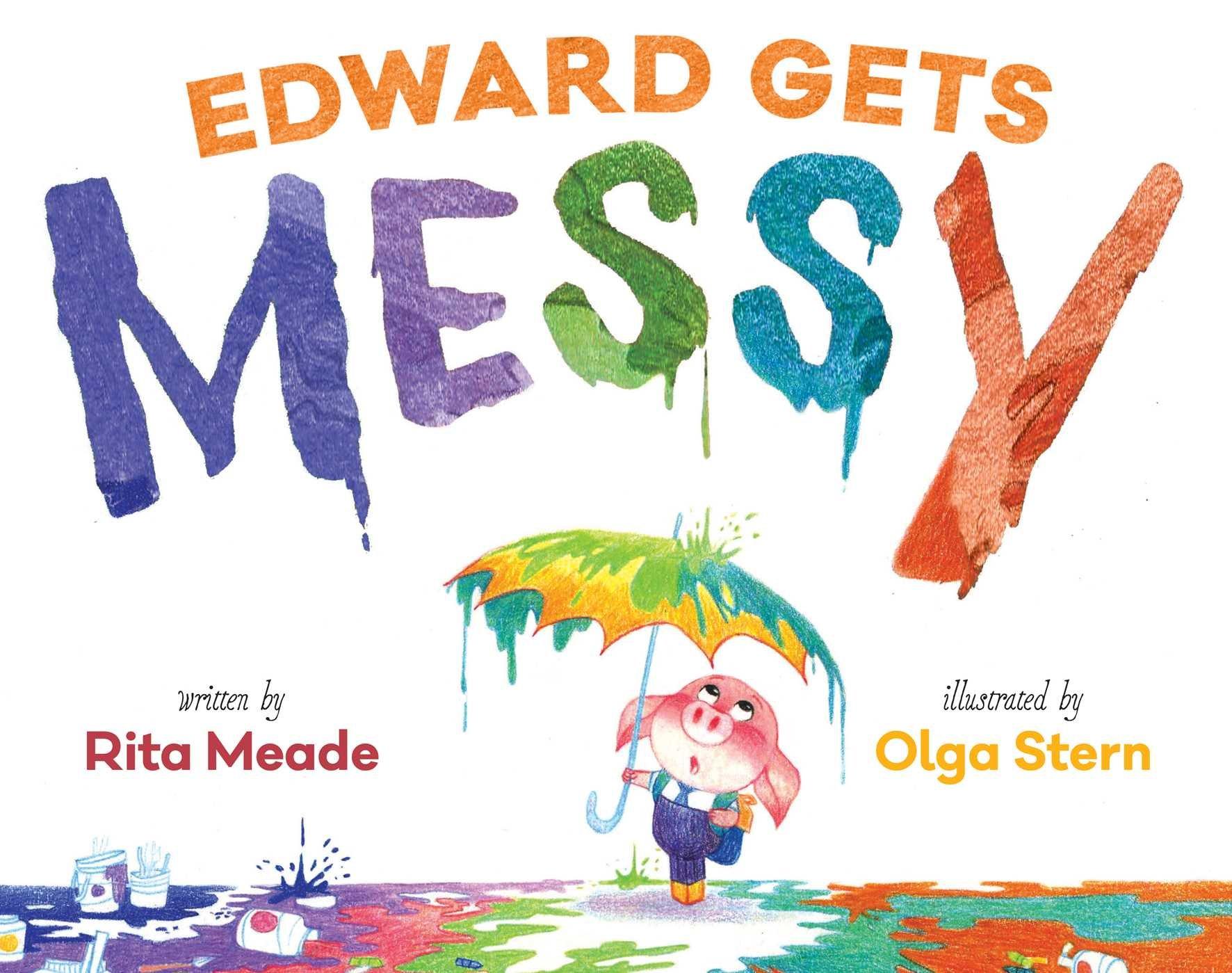 Edward Gets Messy ebook