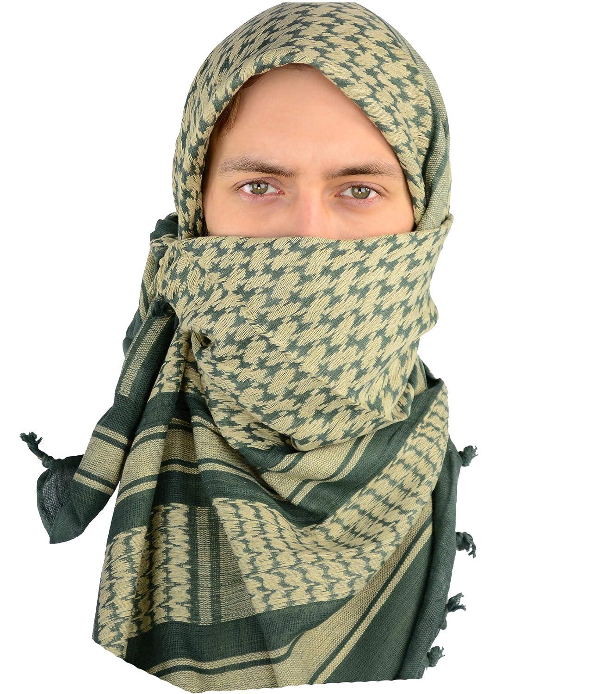 Mato & Hash Militar Shemagh - Bufanda táctica 100% algodón - Multi ...