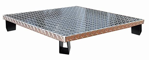 Deck Defender & Grass Guard - Fire Pit Heat Shield - New