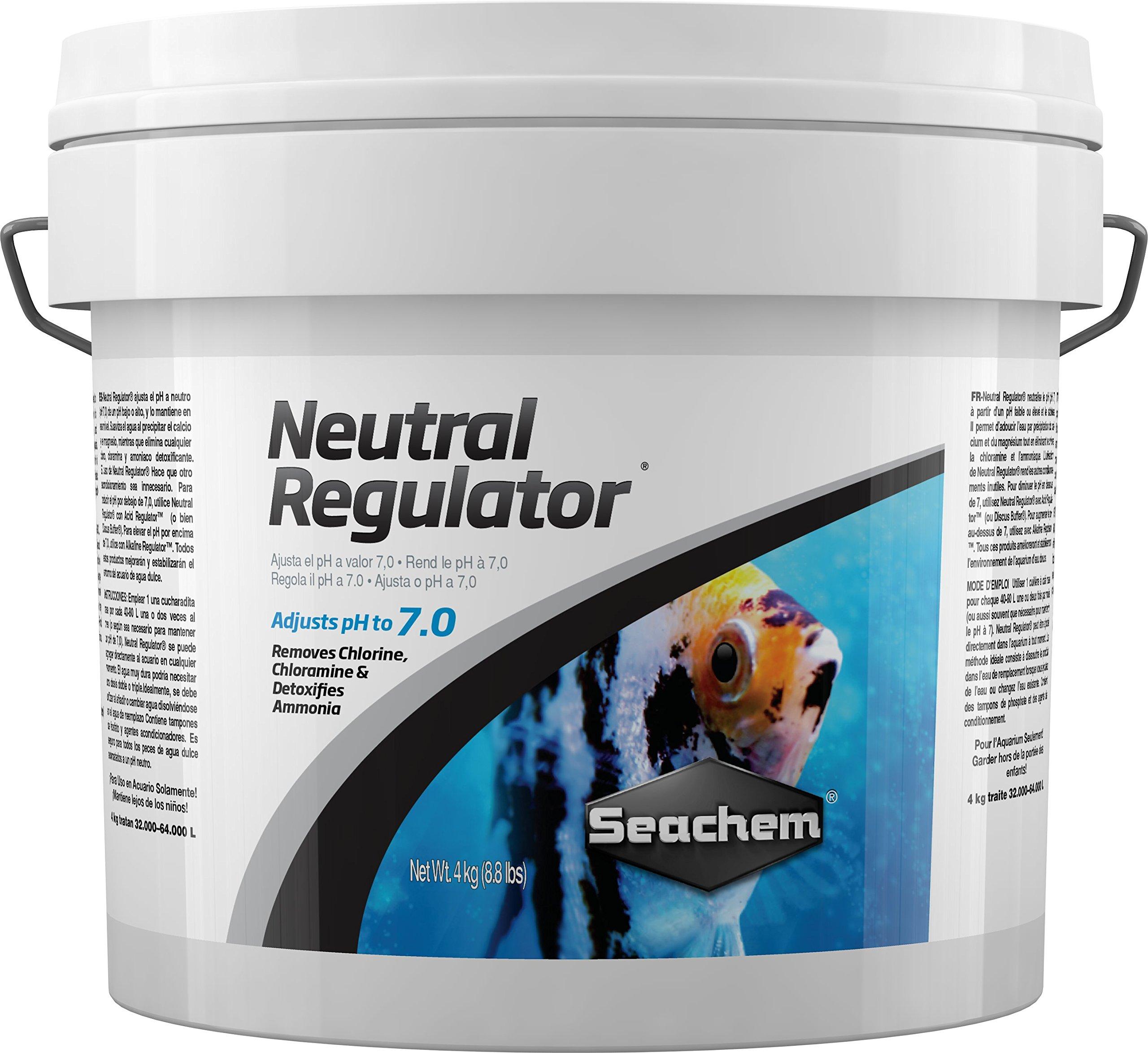 Neutral Regulator, 4 kg / 8.8 lbs by Seachem