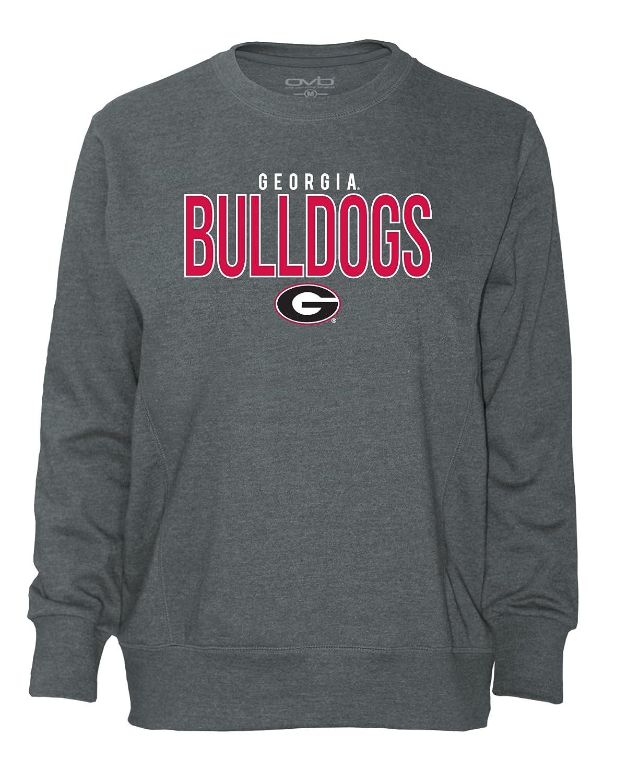 NCAA Georgia BulldogsレディースプラスFrench Tシャツ、3 x、ダークヘザー B0736ZVDQ9