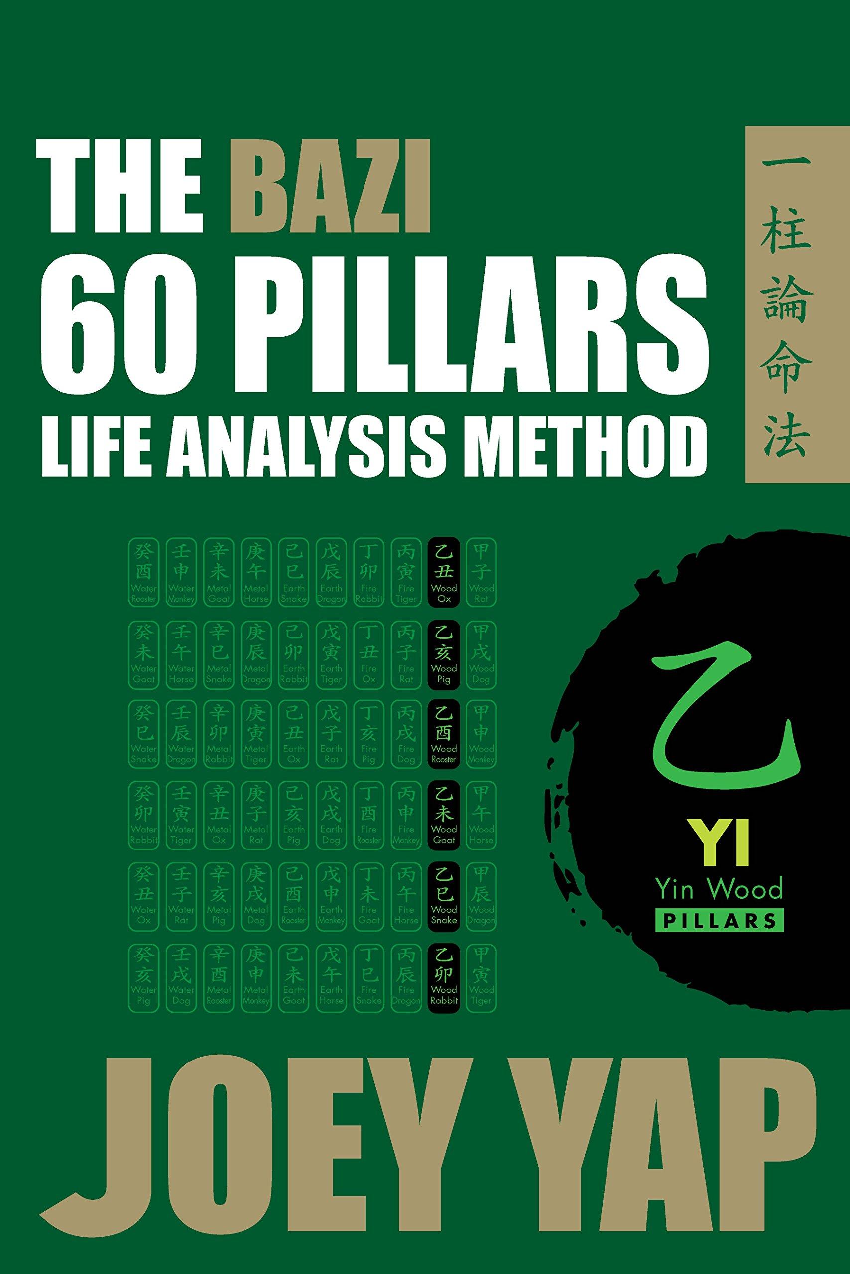 The Bazi 60 Pillars   Yi  The Life Analysis Method Revealed  English Edition